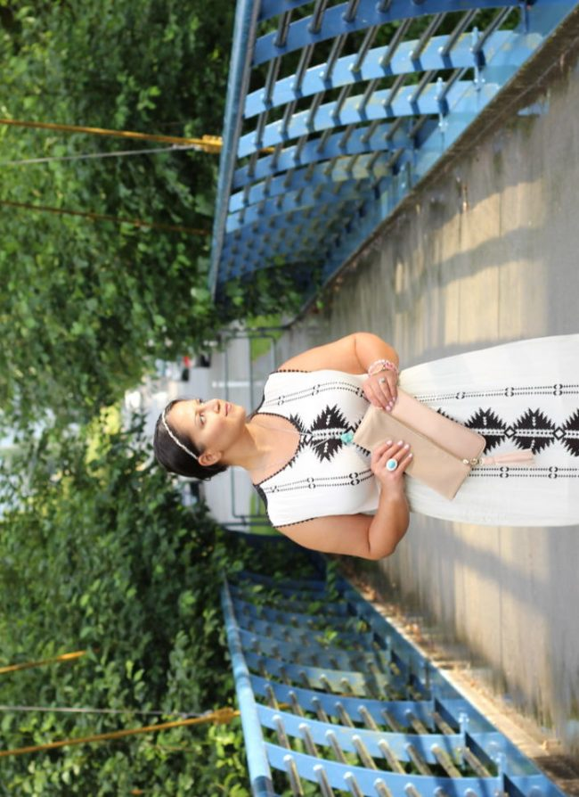 Fashion Friday: Gorgeous Summer Maxi Dress