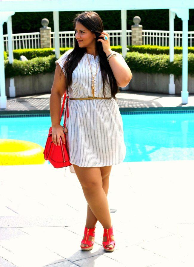 Easy Summertime Dress