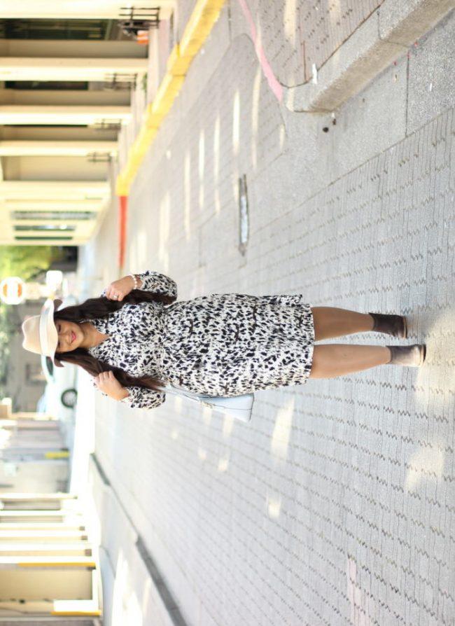 Perfect Fall Dress & #StyleLabSEA Recap