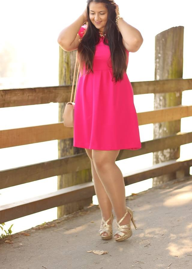 Pretty in pink & 5 things I am looking forward too