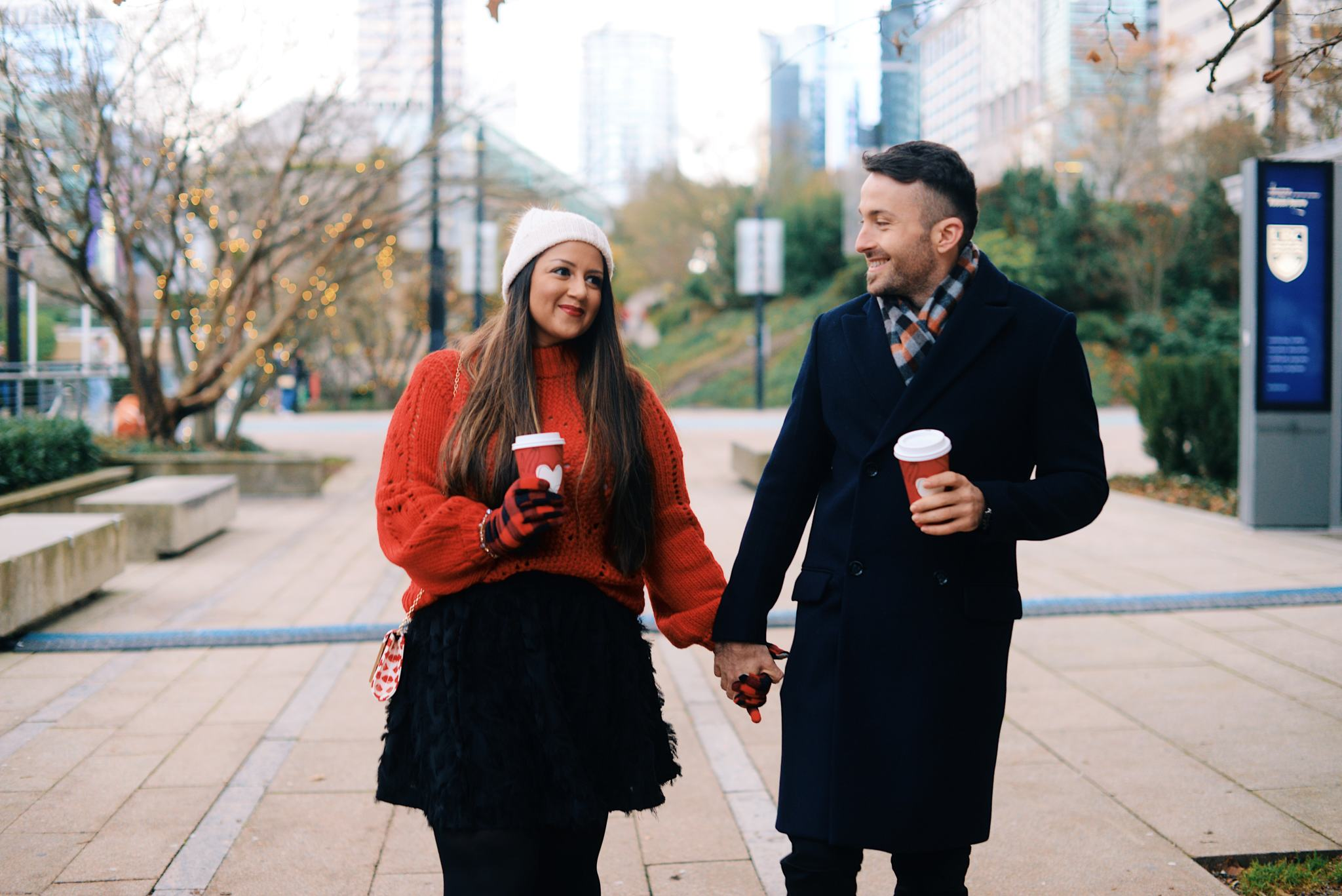 Couples Photoshoot – 5 things we love about each other