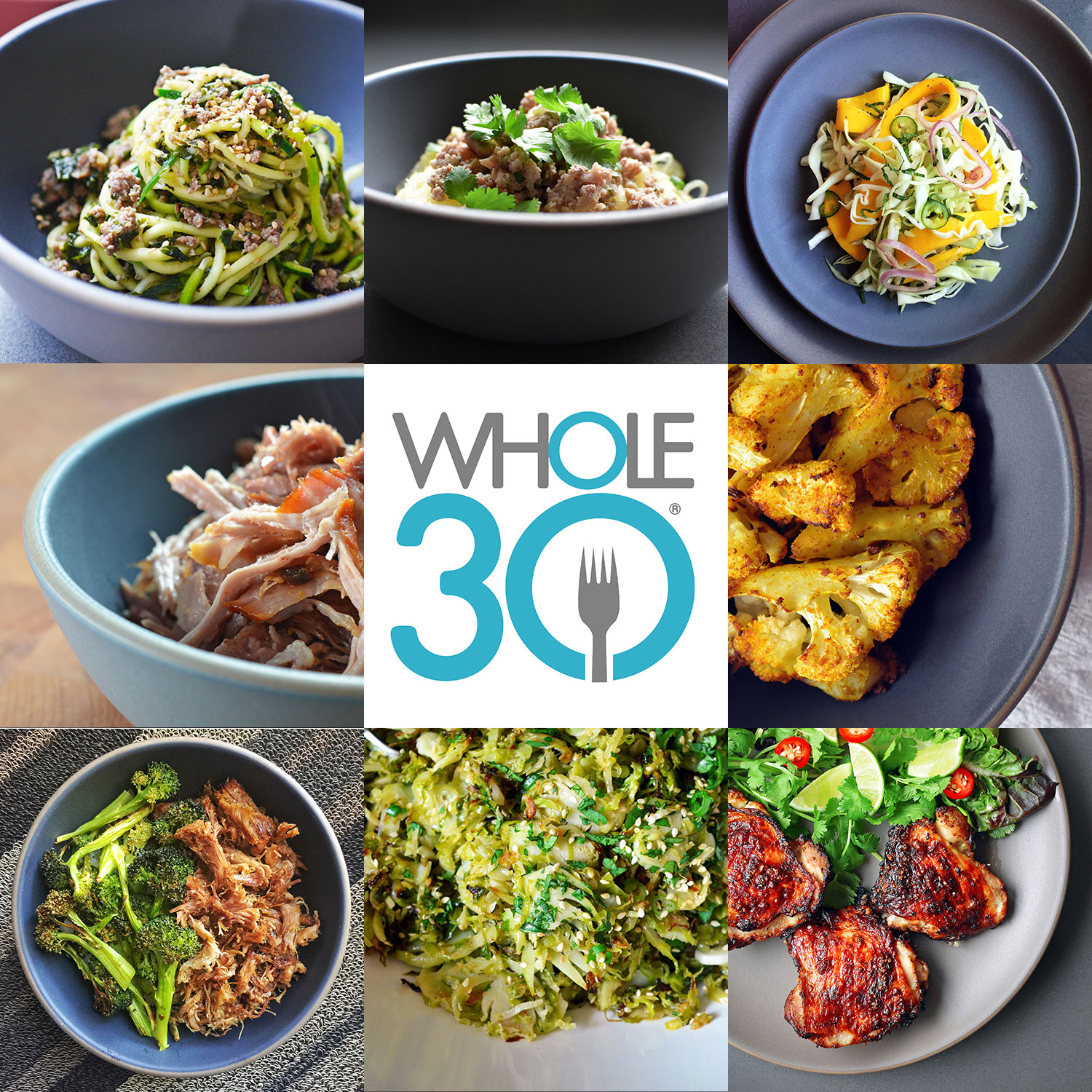 Whole30 - How I prepare for Whole30 Diet by popular Seattle lifestyle blogger Gracefully Glam