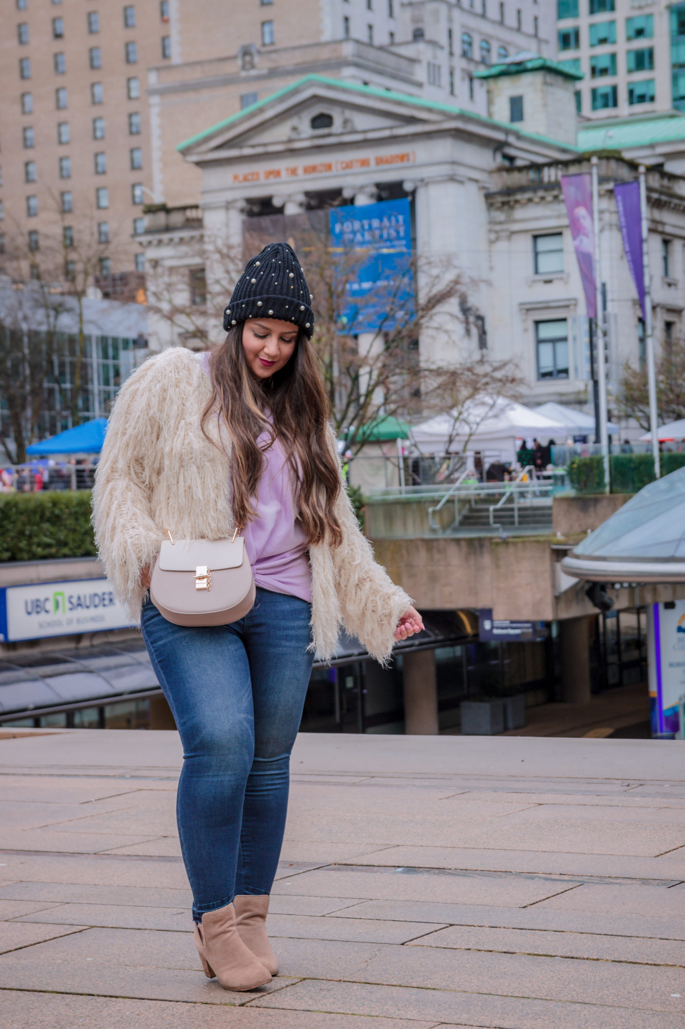Chic Winter outfit idea