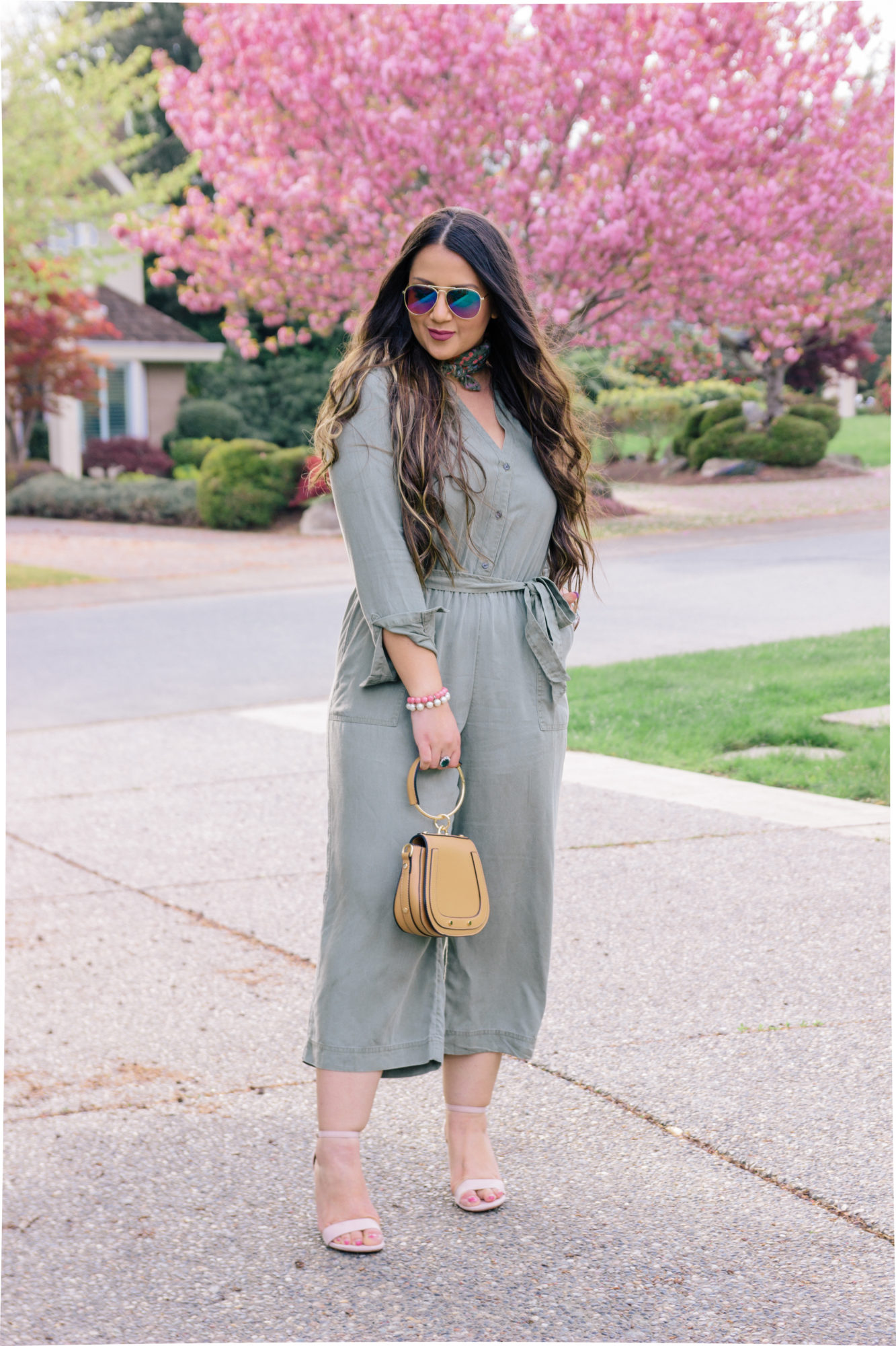 The perfect wide leg jumpsuit