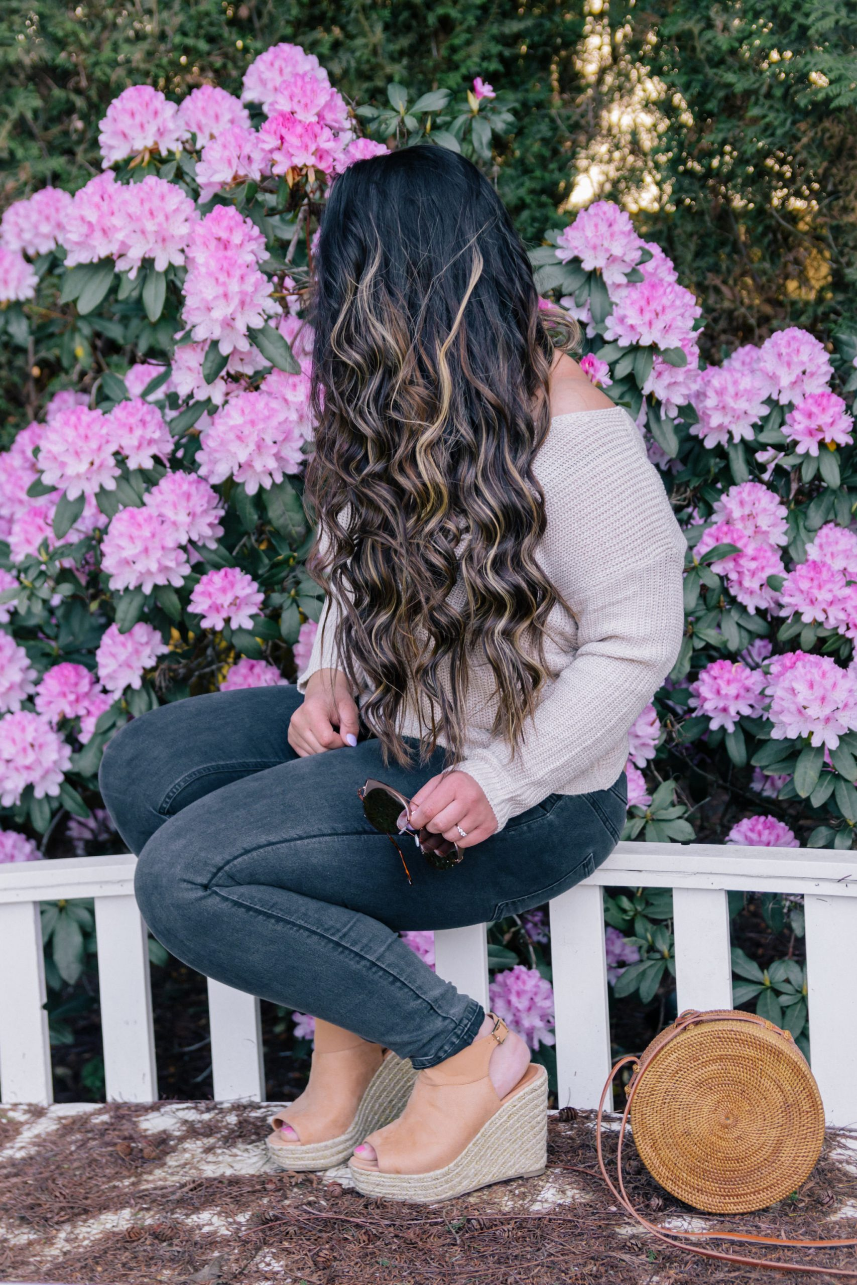 Products I use in my hair to get gorgeous curls