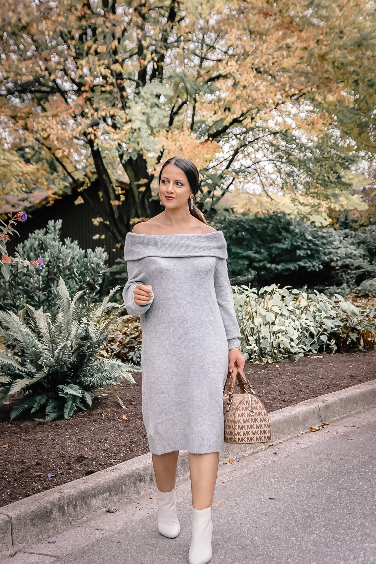 Sweater Dress Weather!