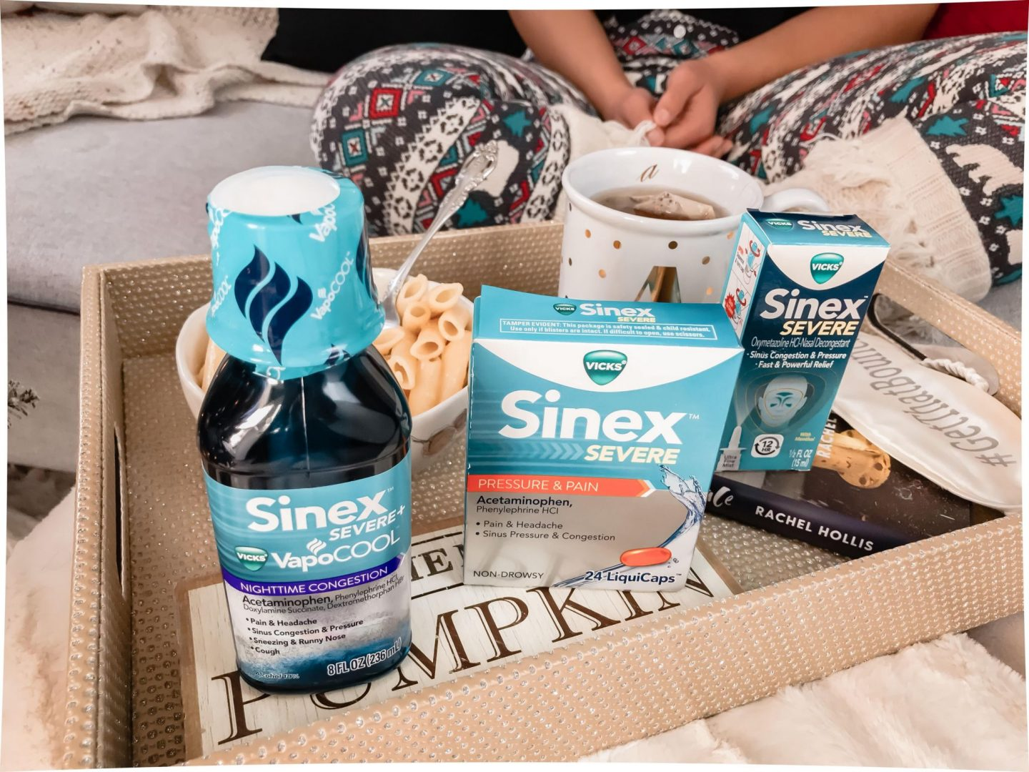 Get through the cold and flu season with Sinex at Walmart