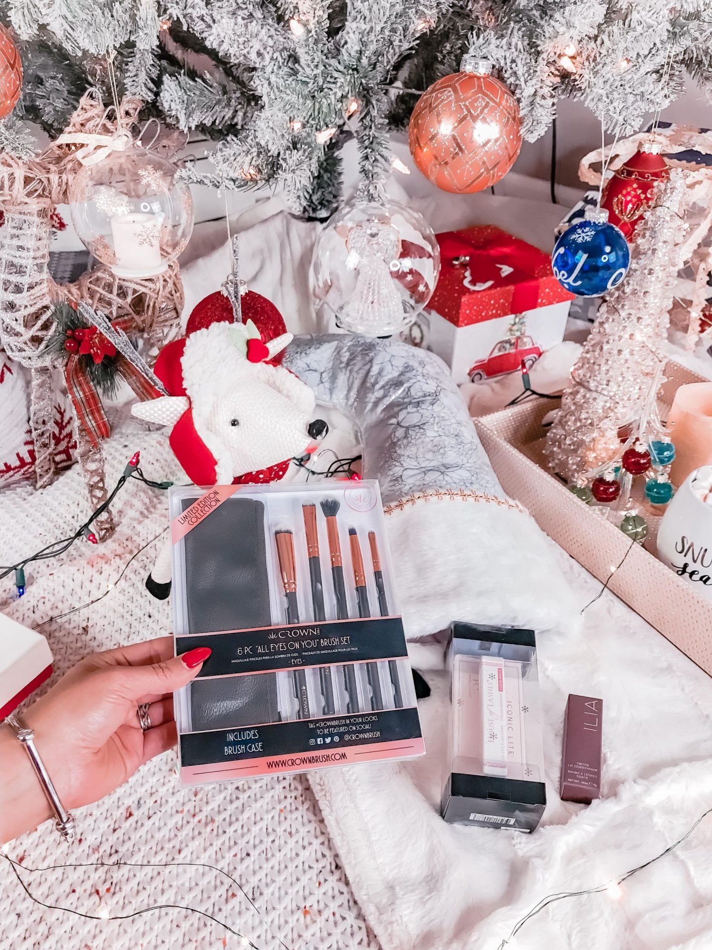 Last Minute Beauty Gifts from CurliQue