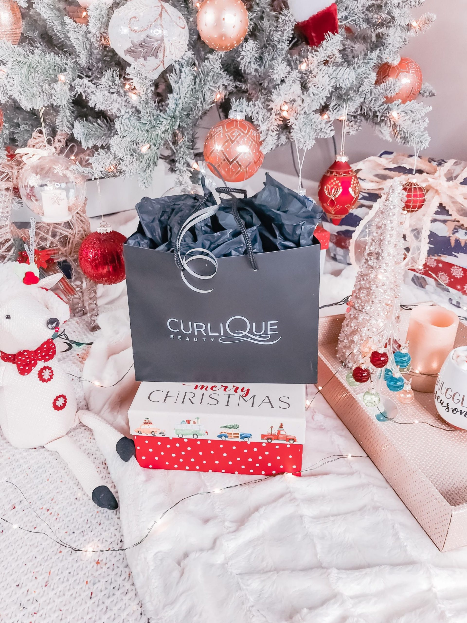 Last Minute Beauty Gifts from CurliQue Beauty