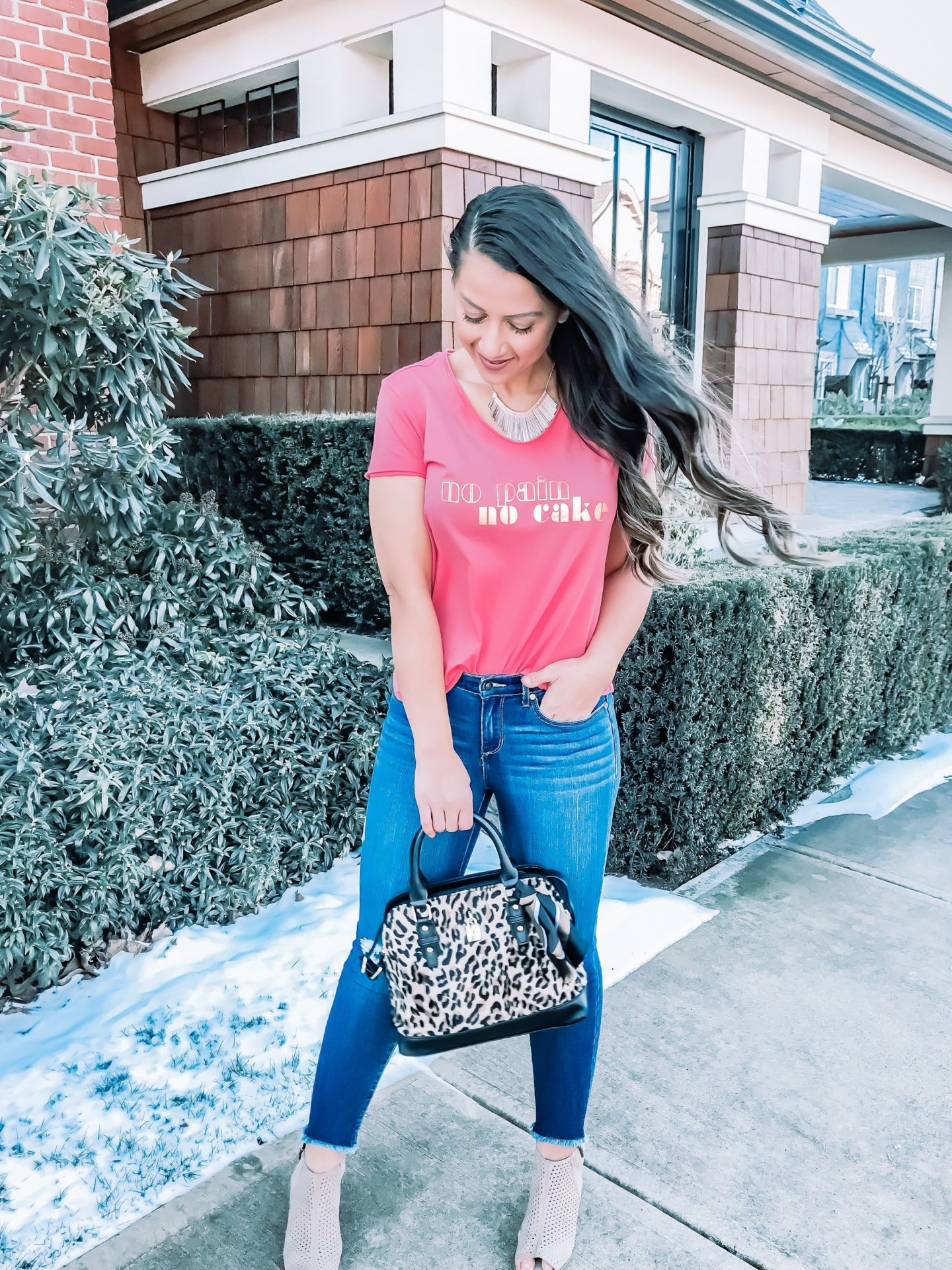 Chic Spring outfit under $50