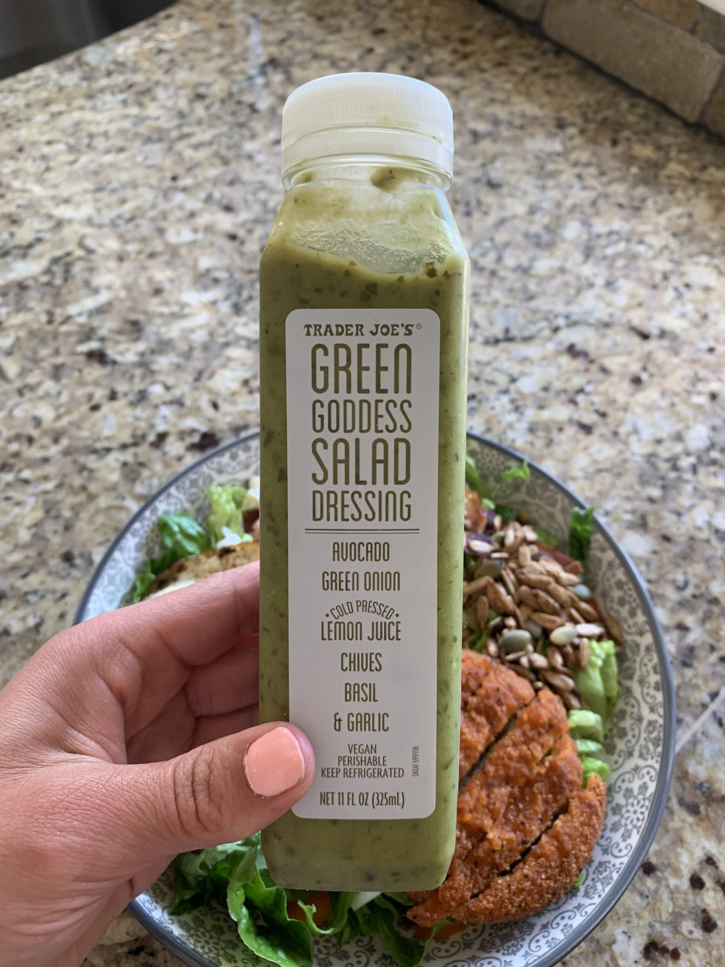 Trader Joe's Salad Dressing
