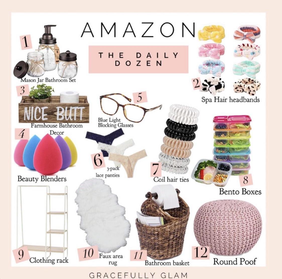 Amazon Daily Dozen