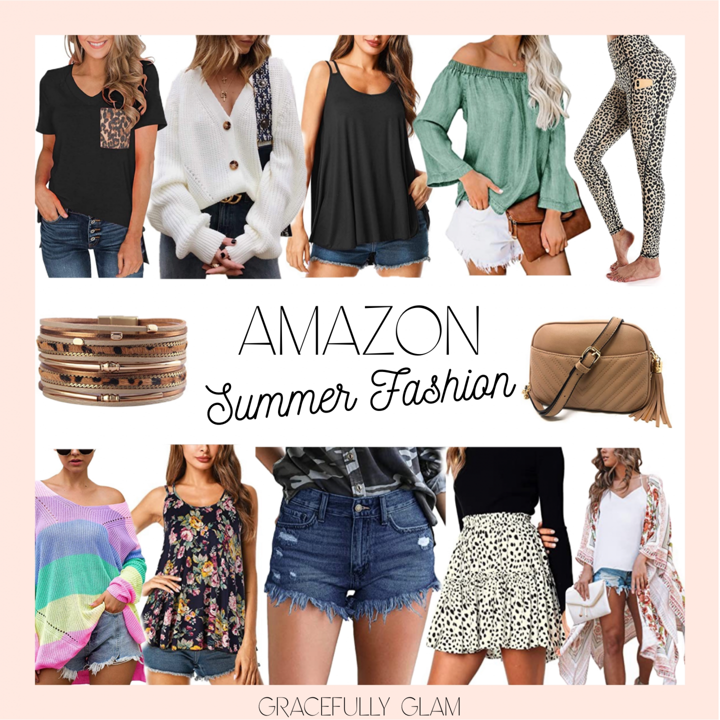 Affordable Summer Fashion From Amazon