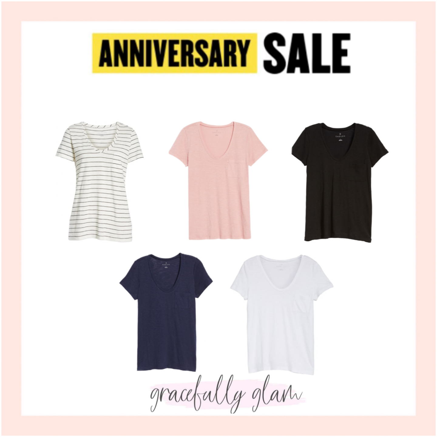 Ten Items To Consider From The Nordstrom Anniversary Sale