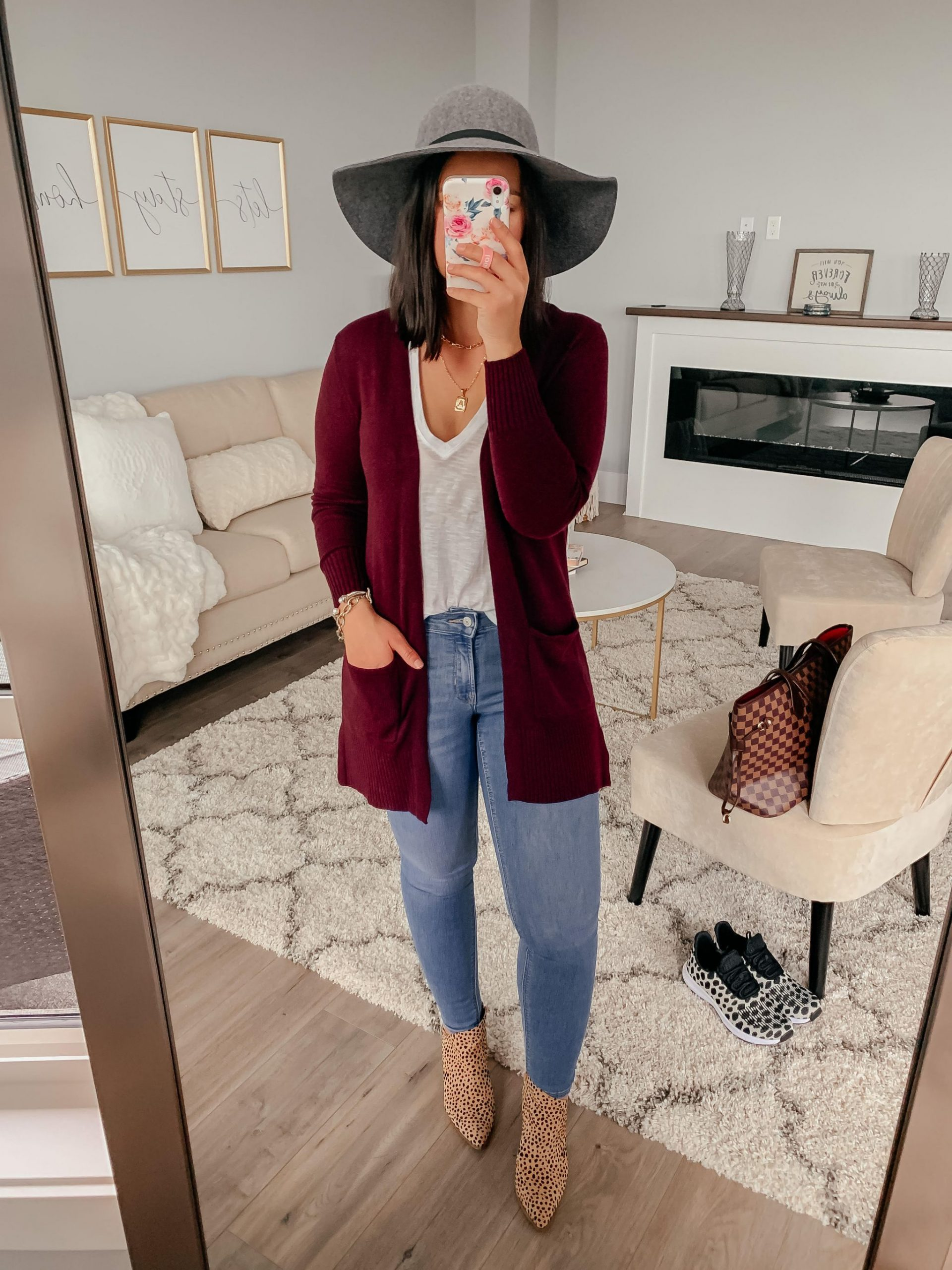 Fall Transition Outfits To Copy Now