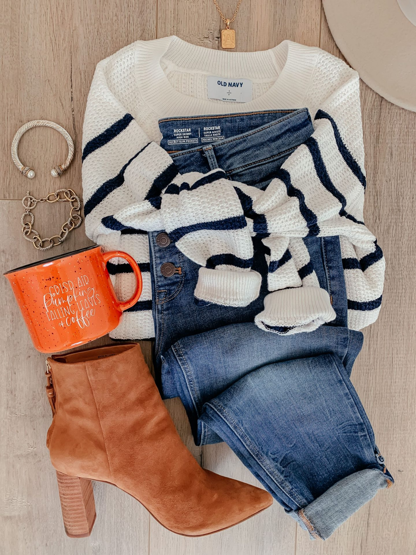 Budget Friendly Fall Outfits From Old Navy