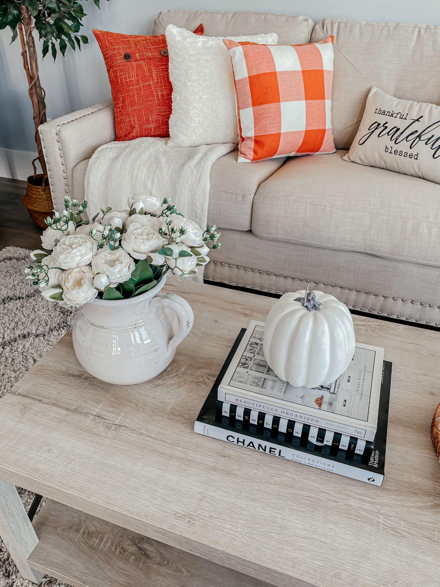 Fall Living Room Ideas